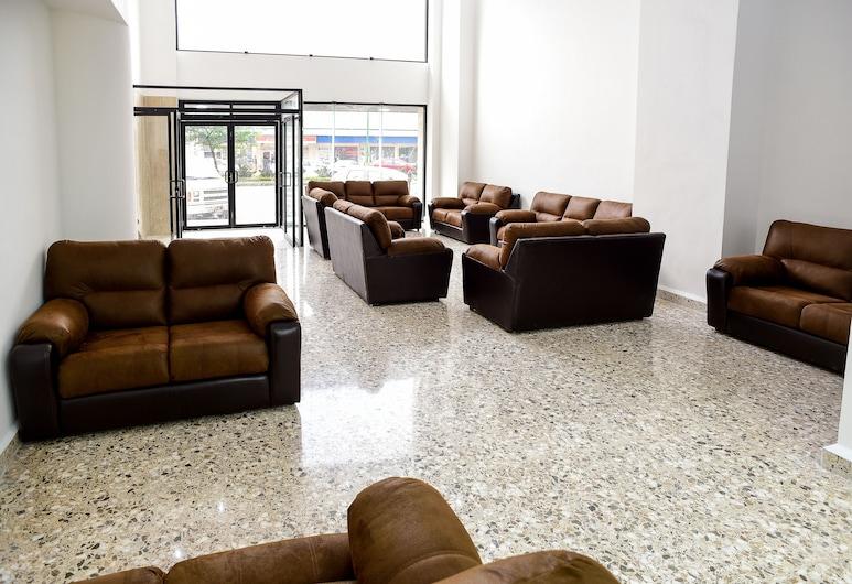 Hotel 500, Monterrey, Zitruimte lobby