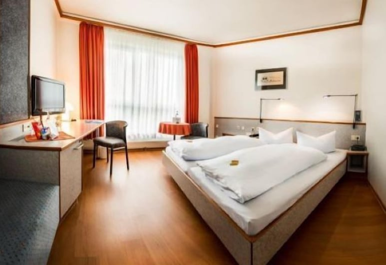 Hotel Blaubeurer Tor, Ulm, Double Room, Guest Room
