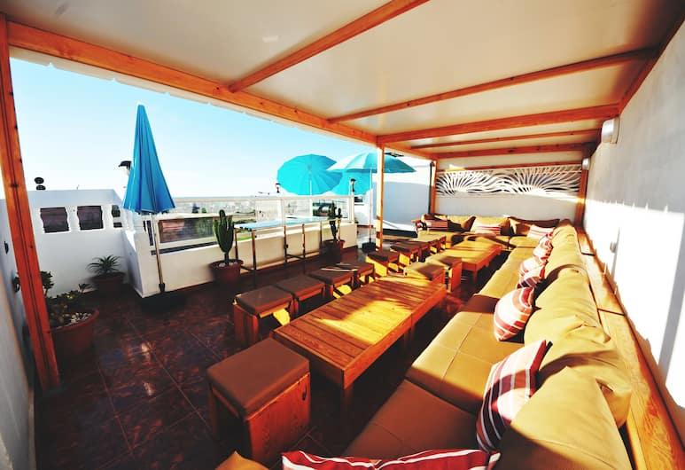 Hola Surf Morocco, Aourir, Lobby lounge