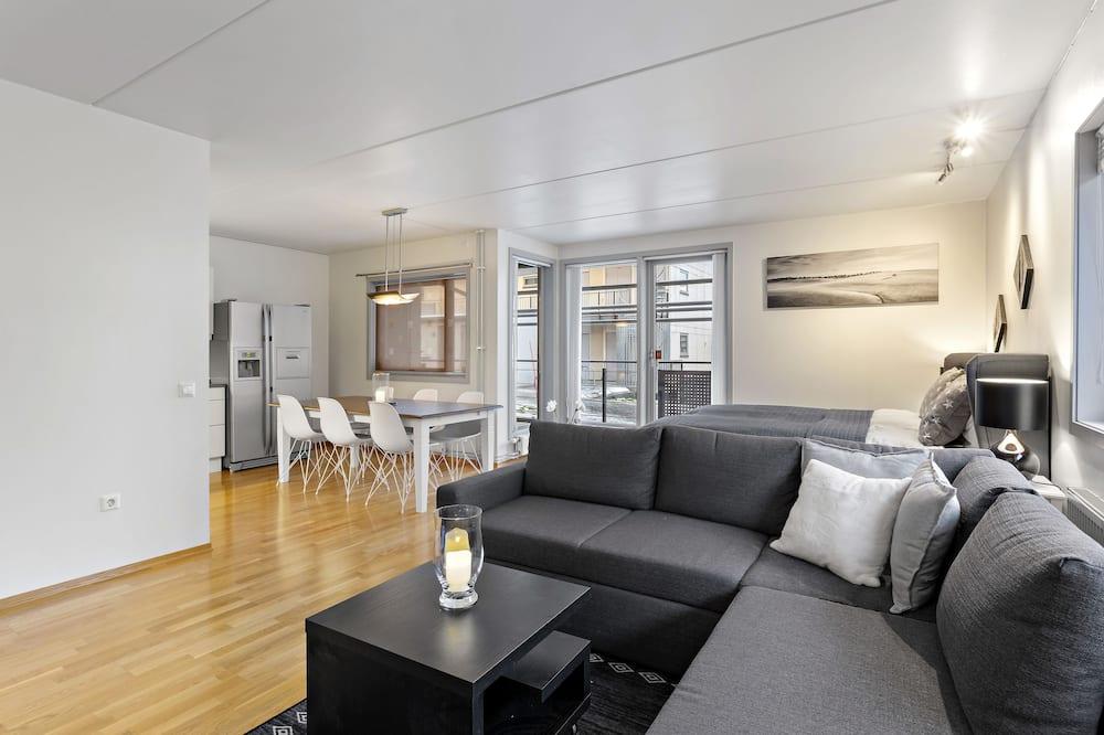 Išskirtinio tipo apartamentai, Nerūkantiesiems - Svetainė
