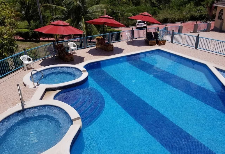 北星別墅飯店, 奥求里歐斯, 游泳池