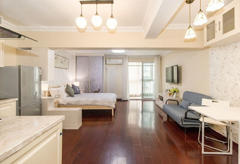 LayMayRest Service Apartment, Beijing, Elite Double Room, Room