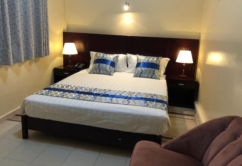 阿米蒂耶住宅酒店, 達卡, 雙人房, 客房