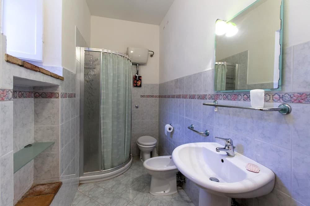 Basic Apartment, 1 Bedroom - Bathroom