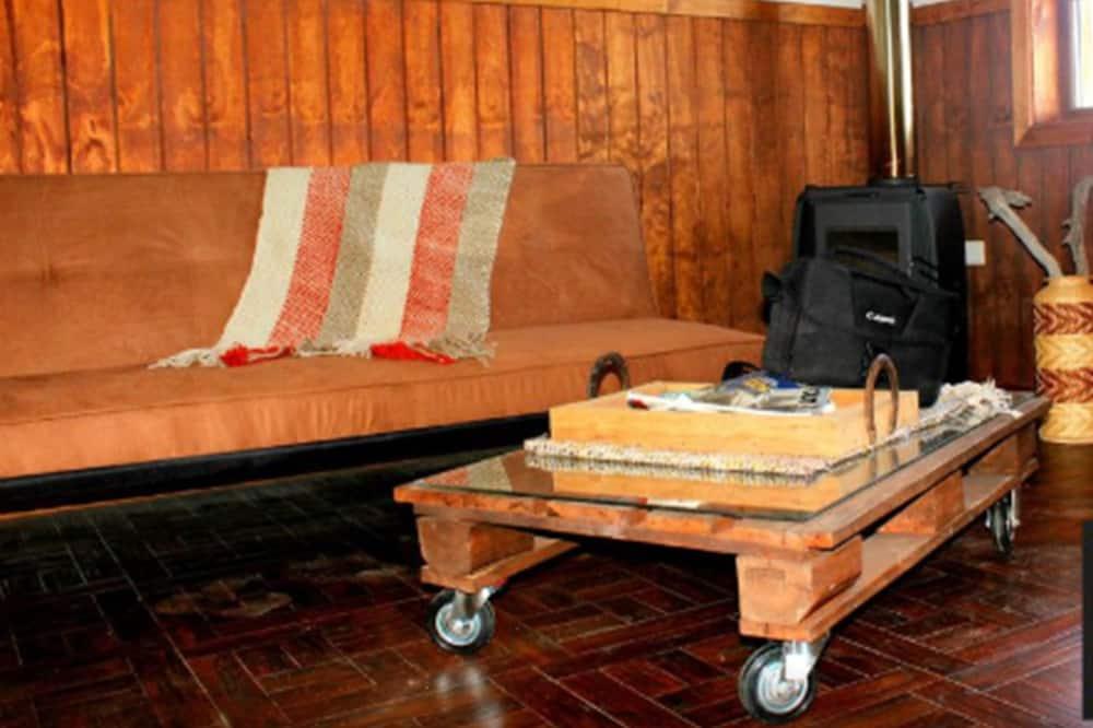 Pagerinto tipo trobelė, Kelios lovos, Nerūkantiesiems, vaizdas į įlanką - Svetainės zona