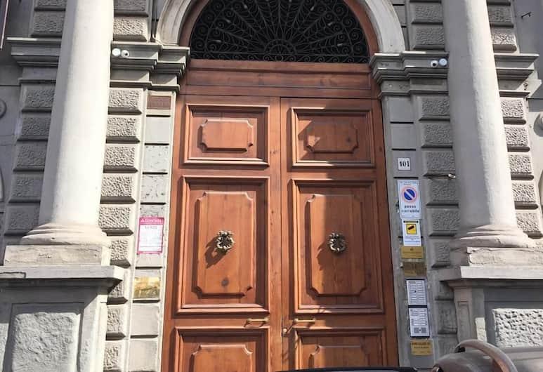 羅馬時光飯店, 羅馬, 飯店入口