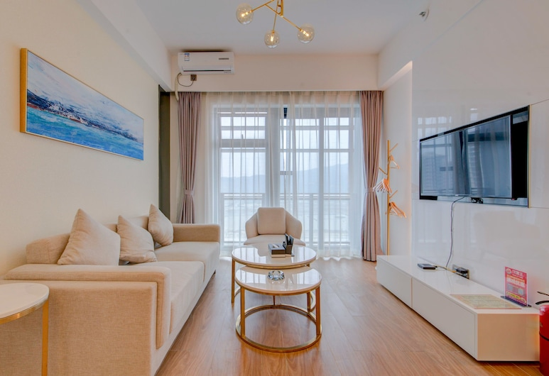 Mego's Apartment in Mego, Zhuhai , Apartmán, 2 spálne, Izba