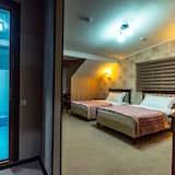 Classic-værelse - flere senge - ikke-ryger - byudsigt - Værelse
