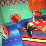 Basic-dobbeltværelse - Opholdsområde