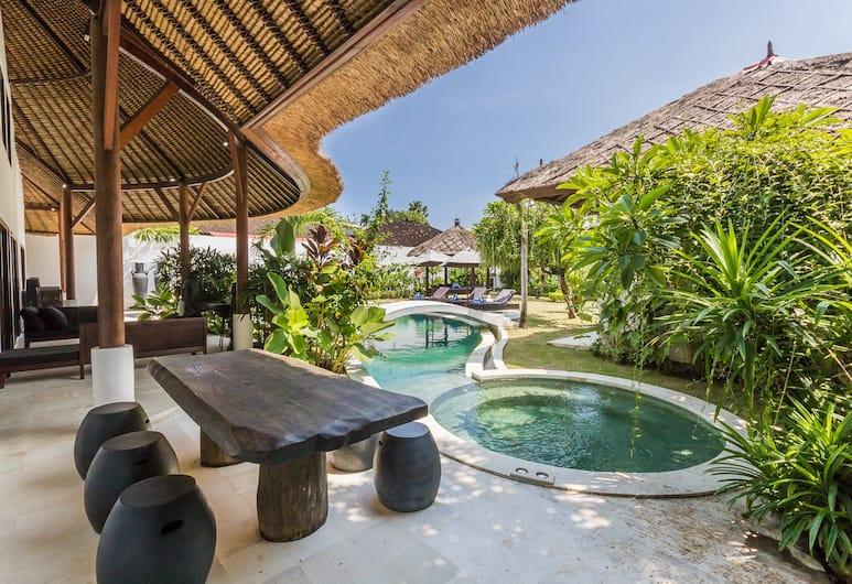 Villa Deh Simba, Denpasar, Vila Mewah, 4 kamar tidur