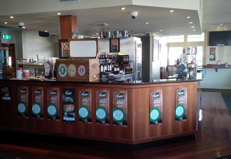 Highlands Hotel, Mittagong, Hotellin baari