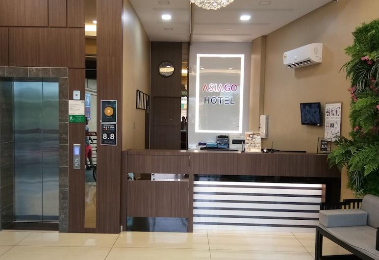 Asiago Hotel, Sungai Petani, Reception