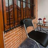Suite estudio urbana, 1 habitación, vista a la ciudad - Balcón