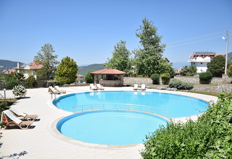 Natura Apartments C2 by Turkish Lettings, Fethiye, Outdoor Pool