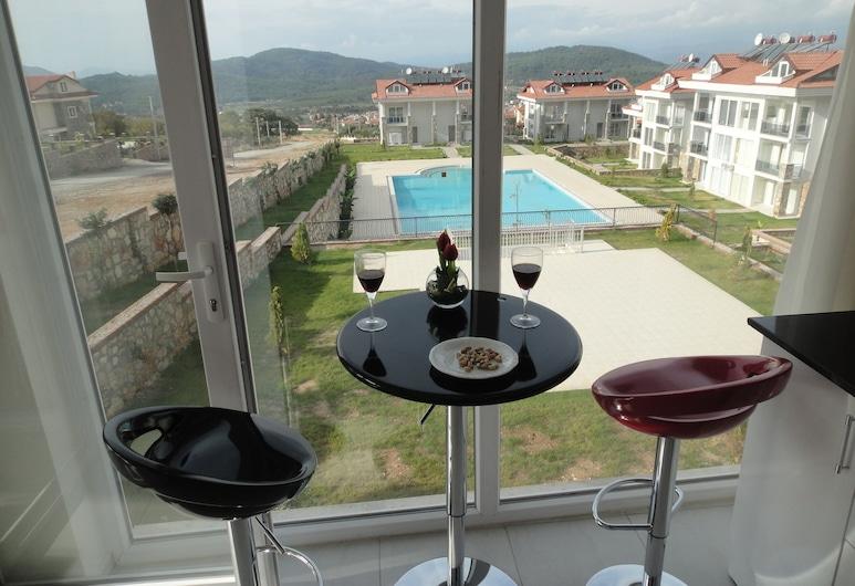 Garden Apartments G3 by Turkish Lettings, Fethiye, Departamento, Vista desde la habitación