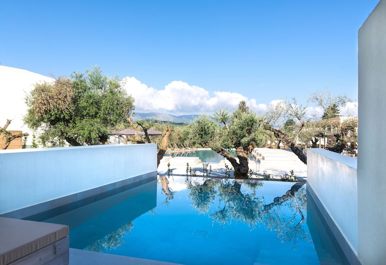 Tsamis Zante Suites - Adults Only, Ζάκυνθος, Σουίτα, Ιδιωτική Πισίνα, Θέα δωματίου