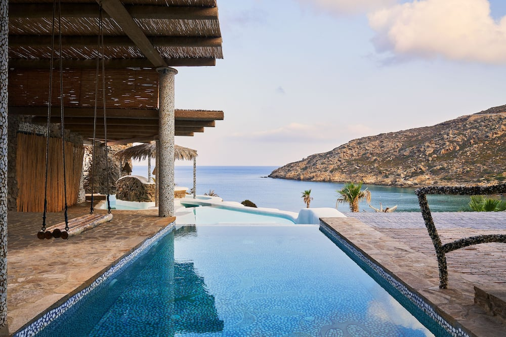 Suite, 3 Bedrooms, Private Pool, Sea View (Multi-level Pond) - Guest Room View