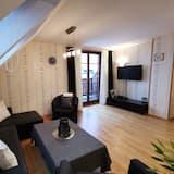 Apartmán (1B/13) - Obývací prostor