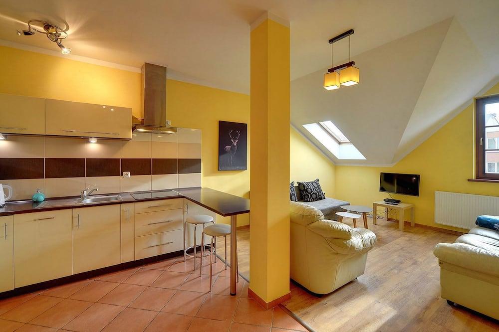 Apartment (3/41) - Wohnbereich