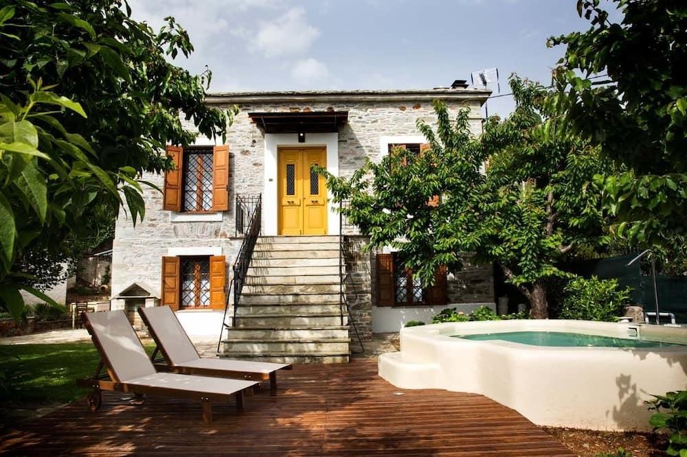 Villa, 3 Bedrooms (Villa Erifili) - Terrace/Patio
