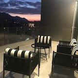 Luksus-suite - 2 soveværelser - Altan