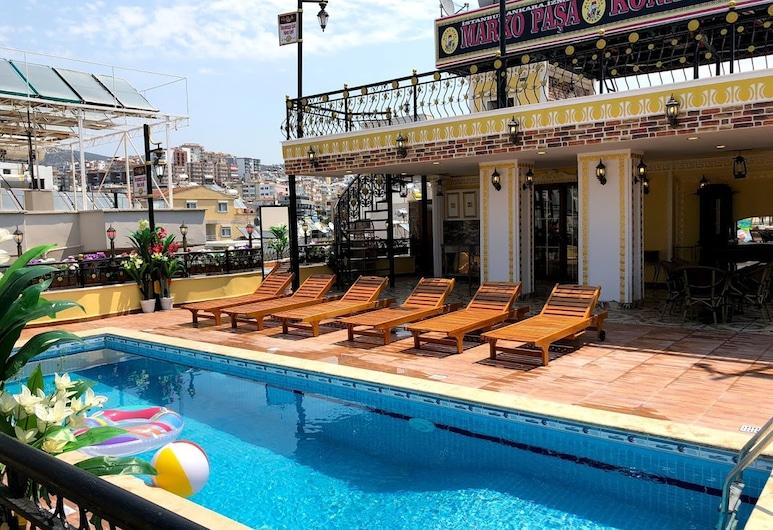 Marko Paşa Konağı & Oteli, Kuşadası, Açık Yüzme Havuzu