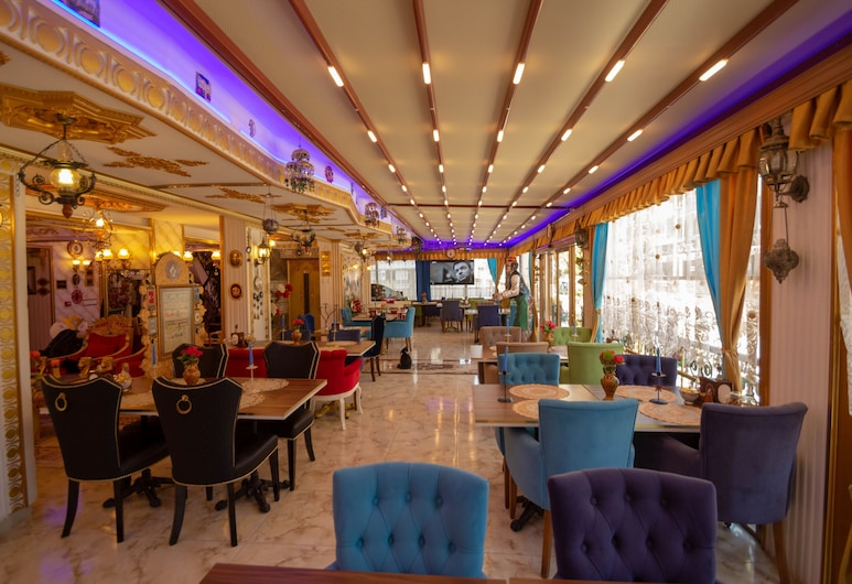 Marko Pasa Konagı & Oteli, Kuşadası, Kahvaltı Alanı