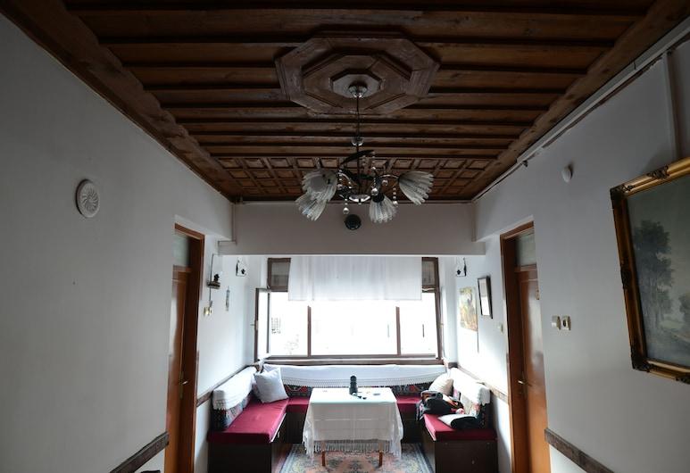 Huseyin Bey Konagi, Safranbolu, Binnenkant hotel
