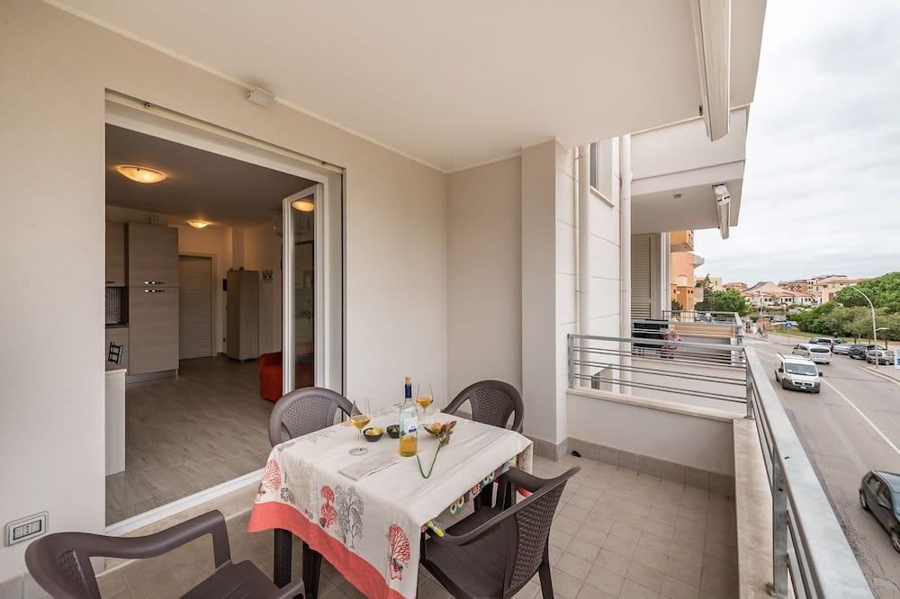 Lejlighed - 1 soveværelse - Altan