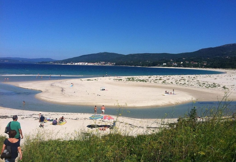 Apartamento de playa a 20 minutos de Santiago, Noia, Strönd