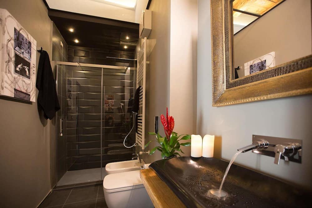 Apartament luksusowy typu Suite (Torre) - Łazienka