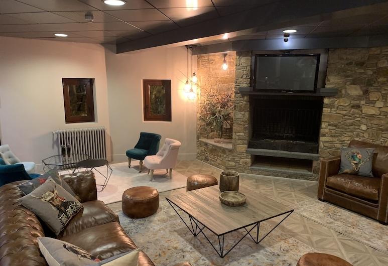 Hotel & Spa Niunit, El Serrat, Obývačka