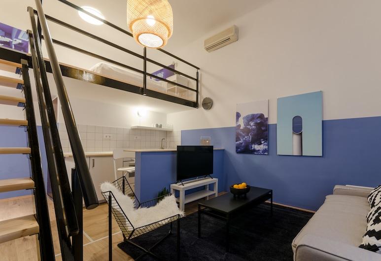 Blue Tee Apartment, Budapešť