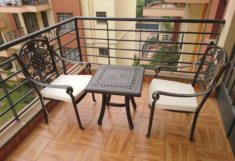 Ramata Greens Apartment, Nairobi, Apartment, 2 Bedrooms, Non Smoking, Balcony