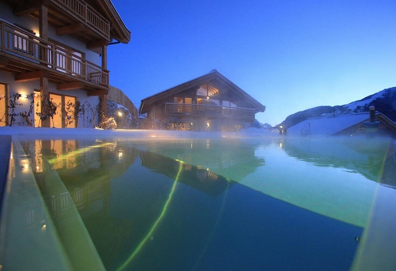 Mountains Chalets, Seefeld in Tirol, Spa