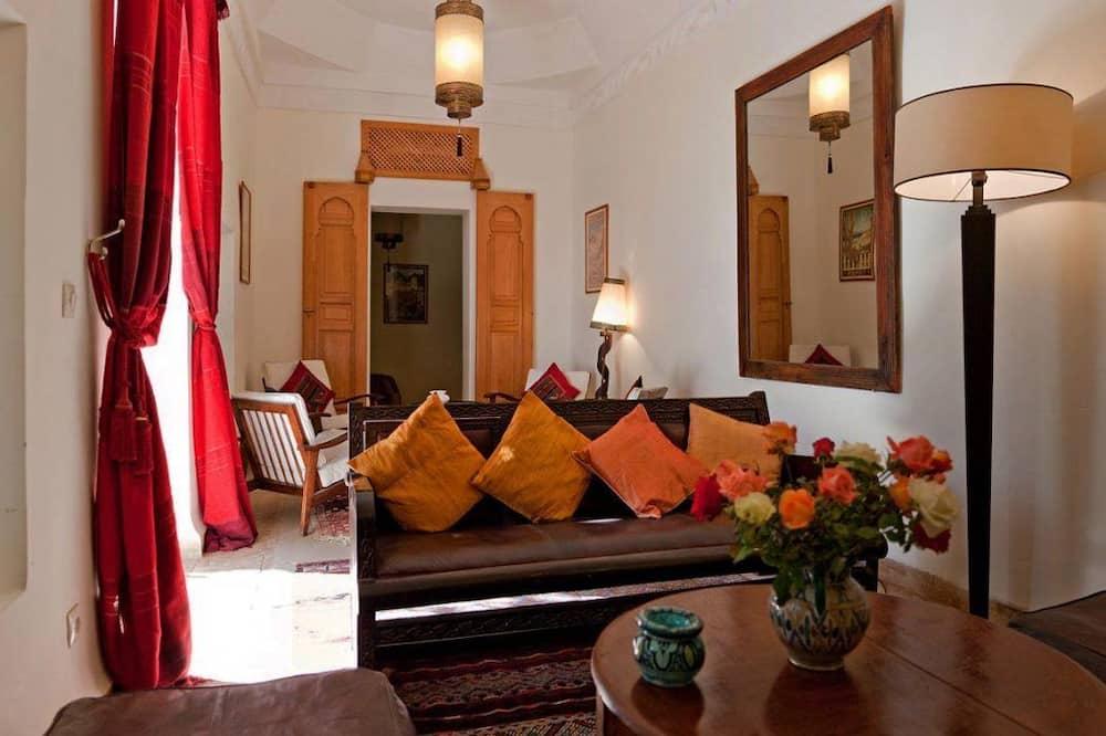 Traditional Σπίτι, 5 Υπνοδωμάτια, Μη Καπνιστών - Περιοχή καθιστικού