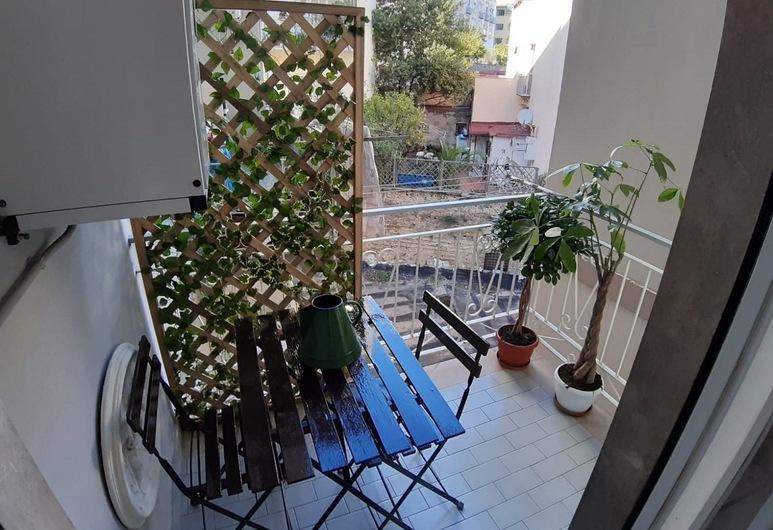 Fox house, Nápoles, Departamento Confort, para no fumadores, balcón, Habitación