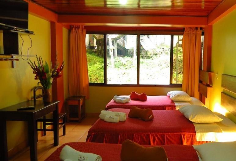 Kaypi Machupicchu, Machu Picchu, Chambre Triple, 3 lits une place, Chambre