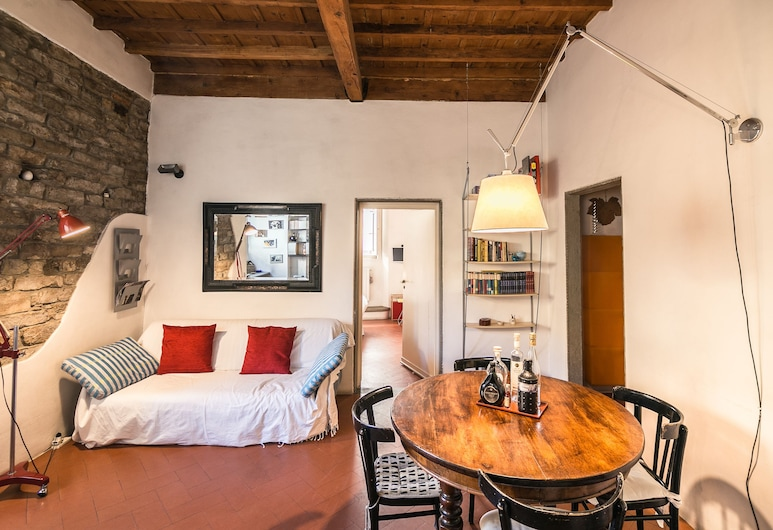 A Hideaway in the Heart of Florence, Florence