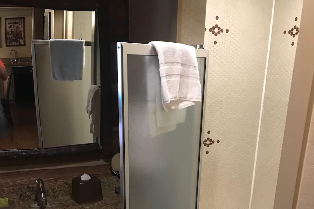獨棟房屋, 1 間臥室 - 浴室淋浴