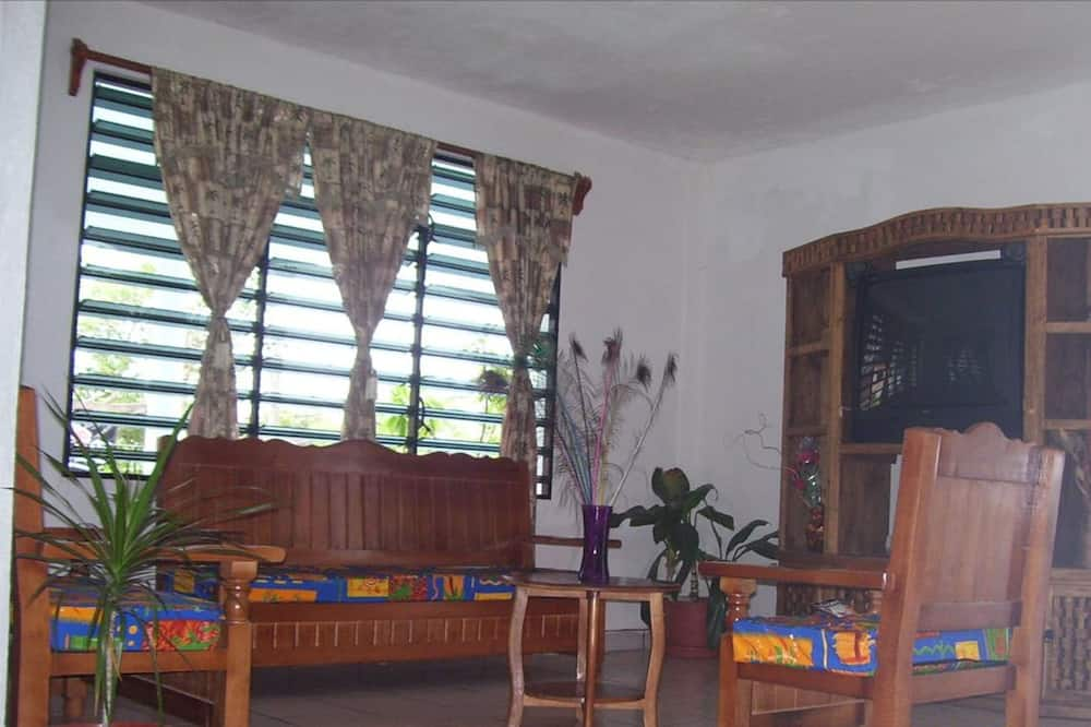 Traditional House, 3 Bedrooms, Terrace - Living Room