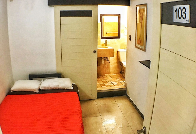 Go Mini Hotel, Leon, Comfort Double Room, 1 Double Bed, Non Smoking, Guest Room
