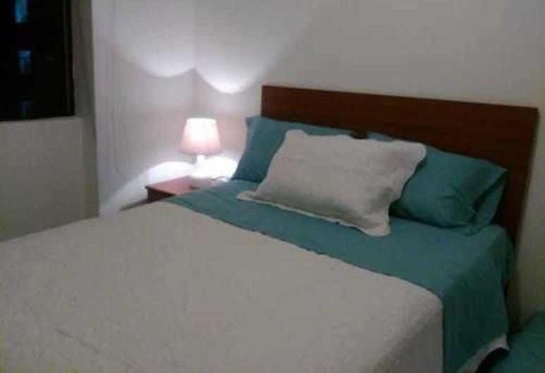 Miraflores Apartamentos Temporales, Lima, Comfort Apartment, Multiple Beds, Accessible, Partial Sea View, Room