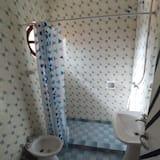 스탠다드룸, 더블침대 1개, 금연 - 욕실