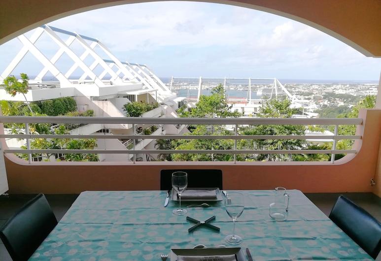 Studio Ra'imiti, Papeete, Studio, Non Smoking, Ocean View, Balcony