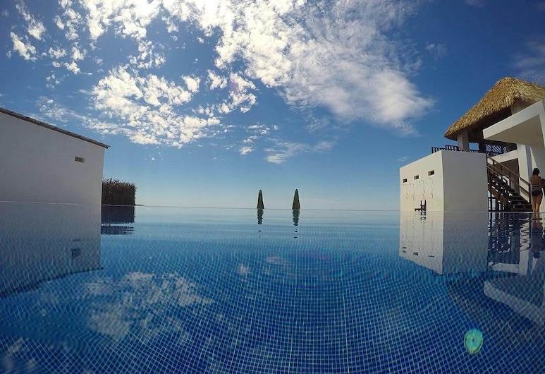 Hotel Maya Jade, Buenavista, Panorāmas baseins