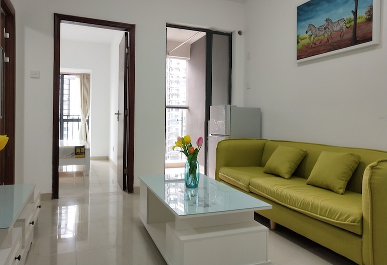 Gemmed Apartment, Shenzhen, City Apartment, Room