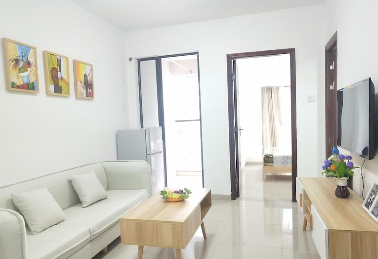 Gemmed Apartment, Shenzhen, Comfort Suite, 1 Bedroom, Kitchen, City View, Room