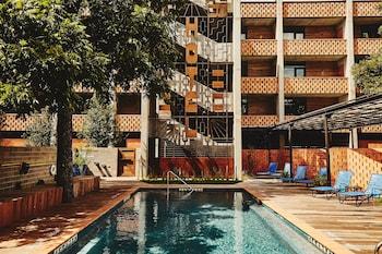 Selline näeb välja The Carpenter Hotel, Austin