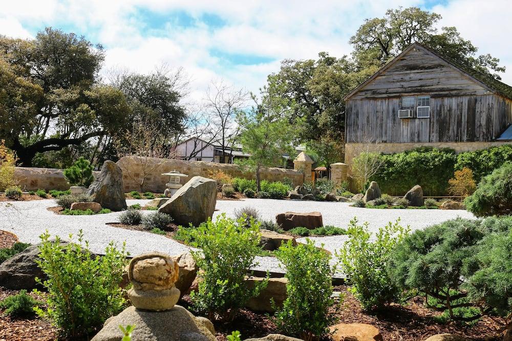 Stuga - 1 sovrum - balkong (Eden's Gate) - Trädgård